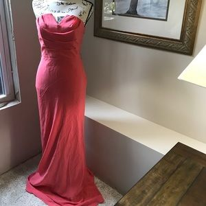 🔥FINAL PRICE🔥Ted Baker Coral Dress